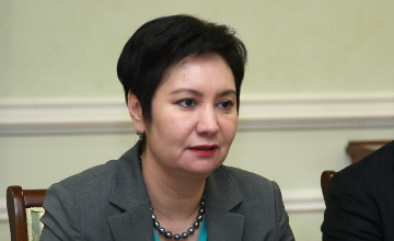 Sec of State chaired extended meeting of N Kazakhstan People's Assembly Council