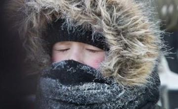 Frost cancels school in Astana again