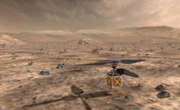 НАСА Марсқа тікұшақтар жібереді
