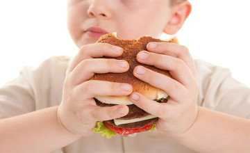 Child obesity rates 'levelling off' among under-10s
