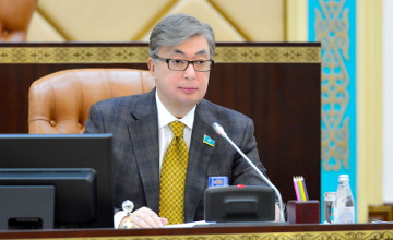 Senate adopted 167 laws aimed at implementation of «Nurly Zhol» and «100 specific steps» in 2015 - K. Tokayev
