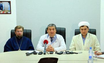 Алматинские специалисты успешно выполнили операции по пересадке органов двум гражданам Кыргызстана