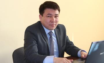 Ербол Иденов «Даму» қорының Батыс Қазақстандағы филиалының директоры болып тағайындалды