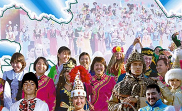 N. Nazarbayev welcomed participants of events dedicated to start of Year of People's Assembly