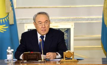 纳扎尔巴耶夫:俄罗斯卢布危机与欧亚经济联盟发展无关