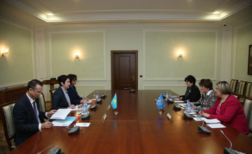 Healthcare development to help Kazakhstan join top 30 world countries