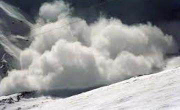Avalanche warning announced in S Kazakhstan, Almaty regions
