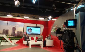 Ливанским телезрителям продемонстрировали фильм о Первом Президенте Казахстана