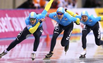 В Астане открывается чемпионат мира по конькобежному спорту