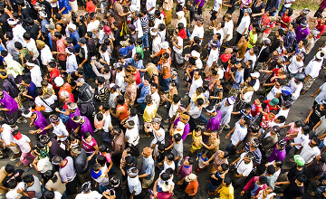 Kazakhstan population reaches 17,693 mln