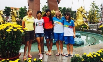«Astana-Acca Due O» әйелдер велокомандасы Вьетнамда алғашқы жарысына қатысты