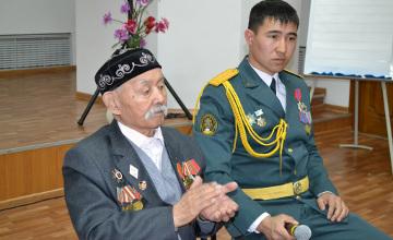 Павлодарда Жеңістің 70 жылдығына арналған арналған «Болашақ бүгіннен басталады!» форумы өтті
