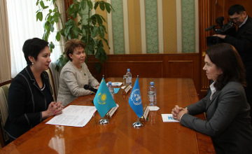 Kazakhstan - leader in Central Asia in terms of gender equality