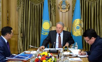 Н. Назарбаев G-GLOBAL алаңын ілгерілету қағидаттарын қайта қарау қажеттігін атап өтті