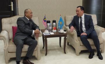 В мае официально откроется туристское представительство Малайзии в Алматы