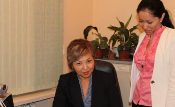 Жительница Алматинской области А.Кураласова  жизнь посвятила делу, избранному велением сердца