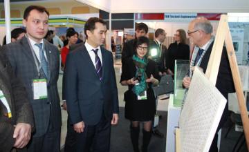 40 стройкомпаний представили свою продукцию на международной выставке в Шымкенте (ФОТО)