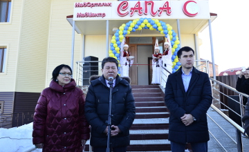 New medical center unveiled in E Kazakhstan