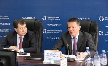 Zhambyl SMEs conclude 348 memoranda worth 30 bln tenge