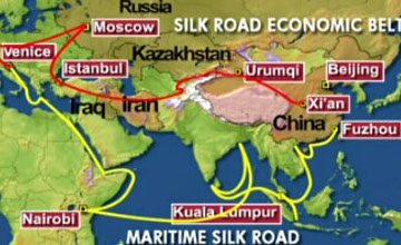 'One Belt, One Road' initiatives offer opportunities for Eurasia: Chinese scholar