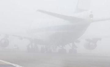 В аэропорту Астаны из-за тумана задерживается вылет 9 авиарейсов