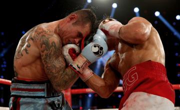Martin Murray wants Golovkin rematch
