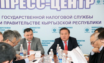 В Бишкеке обсудили готовность таможенной, транспортной и налоговой служб ко вступлению Кыргызстана в ЕАЭС