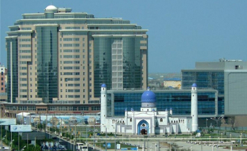Atyrau and Marseilles became twin cities