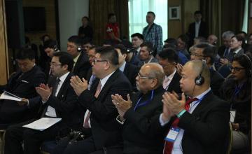 Singapore businessmen invited to be part of modernization at Tengiz