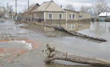 В пострадавшем от паводка  пос. Г. Мустафина Карагандинской области с 5 мая начнется строительство домов
