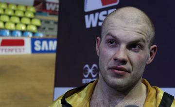 ЭКСКЛЮЗИВ: Василий Левит предпочел выступлению в «Astana Arlans» подготовку к Олимпиаде в Рио