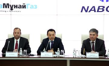 KazMunaiGaz and Nabors Drilling International Ltd establish joint drilling company