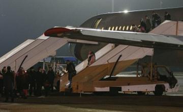 В Москву из Йемена прибыл российский самолет с эвакуированными гражданами Казахстана
