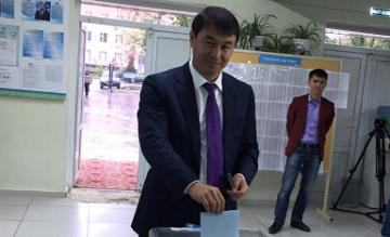 Аким Шымкента: «Нам всем важно будущее нашей страны, это будущее наших детей (ФОТО)