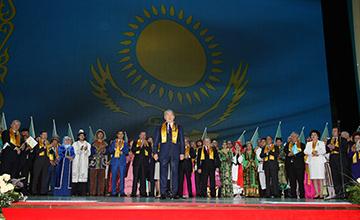 Казахстан сохранит ключевые приоритеты во внутренней и внешней политике - Н.Назарбаев