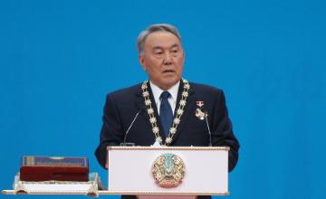 """纳扎尔巴耶夫将介绍国家建设今后的""""百步计划"""""""
