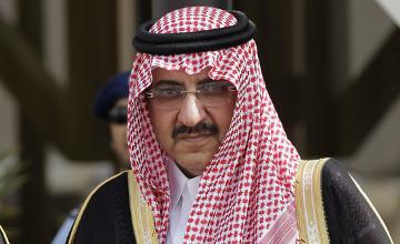 Saudi King names Mohammed bin Naif as new Crown Prince