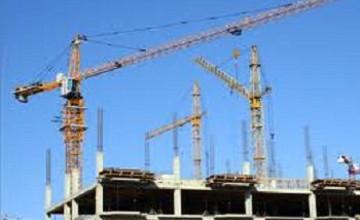 В ЮКО вырос объем строительства