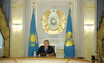 Зарплата госслужащих будет зависеть от результатов работы - Н. Назарбаев