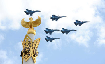 Kazakhstan marks Defender of the Fatherland Day