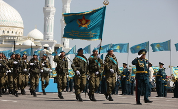 We should preserve our core values - independence, peace and stability - Nazarbayev