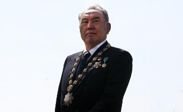 Military parade kicks off in Astana