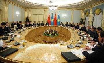 Китай и Казахстан выведут отношения на совершенно новый уровень - Н.Назарбаев (ФОТО)