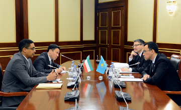M. Ashimbayev: Opening of Embassy of Kuwait in Kazakhstan will help to strengthen relations between nations