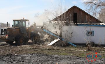 Карагандинской области на строительство домов взамен разрушенных паводками требуется около 6 млрд. тенге