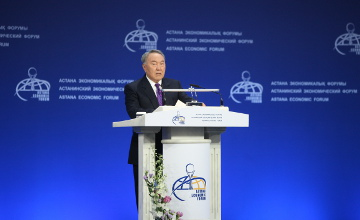 President: Kazakhstan decreased poverty rate 20fold since attaining independence