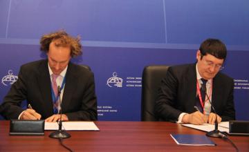 АО «Самрук-Энерго» подписало с иностранными компаниями ряд  соглашений  по  развитию  инновационных технологий