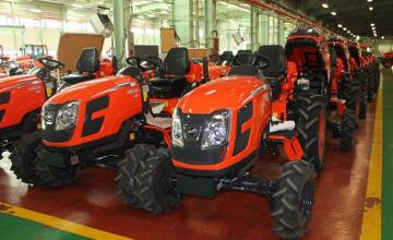 ОҚО-да тракторлар жасау зауытына жұмысқа 400 адам орналастырылады