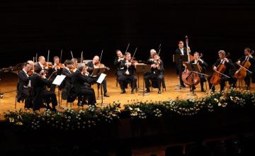 Denis Matsuev, Chamber Orchestra Vienna-Berlin mesmerize Astana (VIDEO)