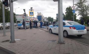 Астанада мектеп оқушысын қағып кеткен жүргізушінің есімі анықталды